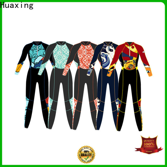Huaxing fit kids wetsuits owner for diving