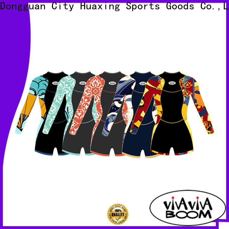 Huaxing kids cold water wetsuit vendor for paddle sports