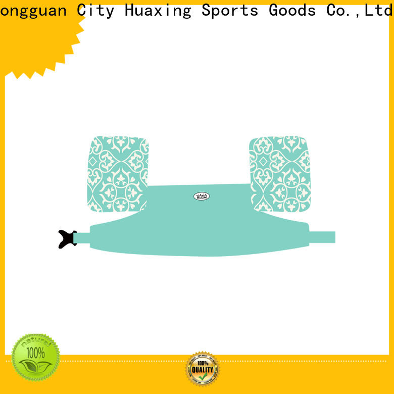 Huaxing perfect youth swim vest bulk production for toddler