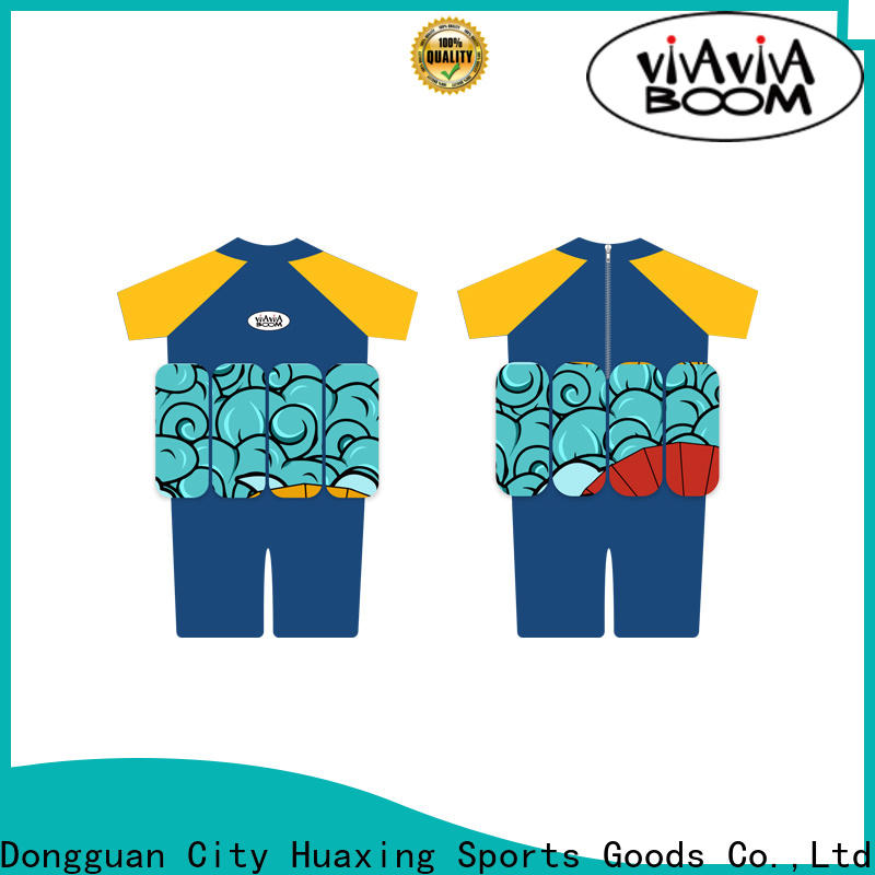 Huaxing high-quality swim vest producer for toddler