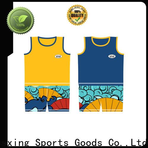 Huaxing rash toddler long sleeve rash guard wholesale for canoe polo