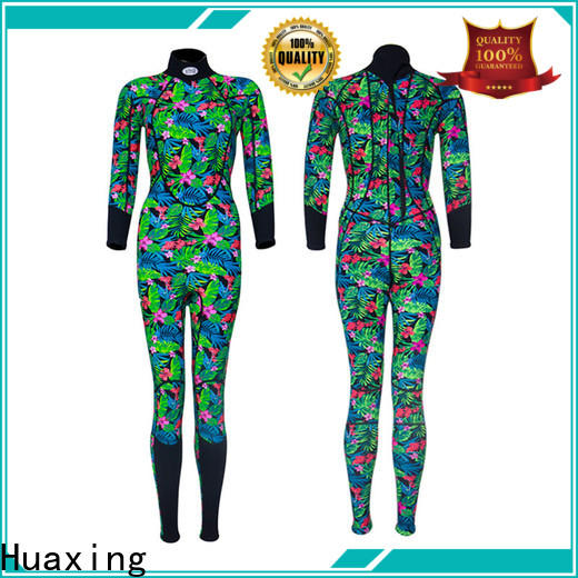 Huaxing perfect spring wetsuit supplier for surfing