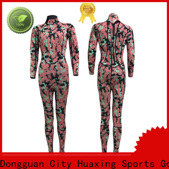 Huaxing dive ladies wetsuit from china for diving