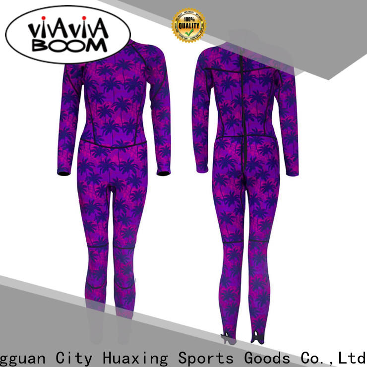 Huaxing fashion design 5mm wetsuit for paddle sports