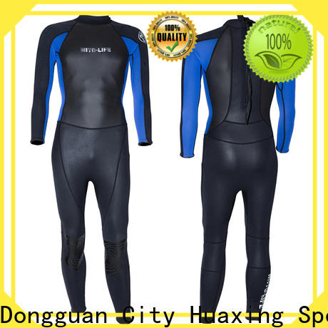 Huaxing fit 3mm wetsuit for surfing