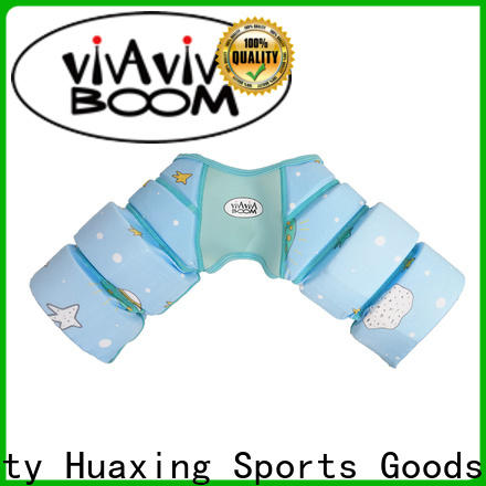 Huaxing color adult swim vest producer for toddler