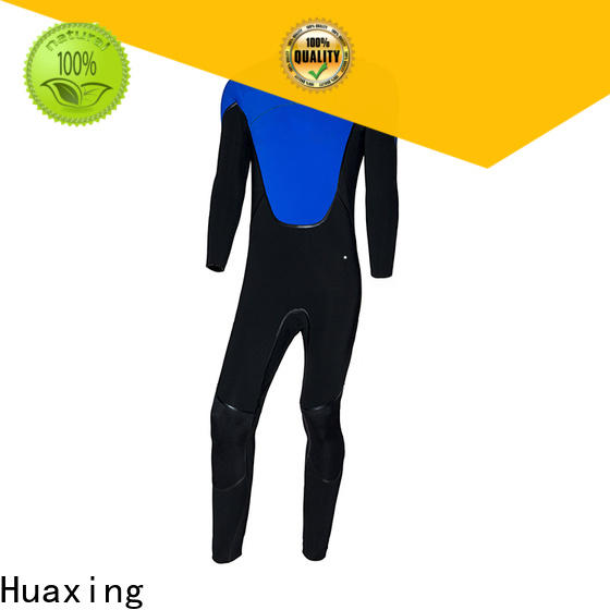 Huaxing soft waterproof wetsuits in china for diving