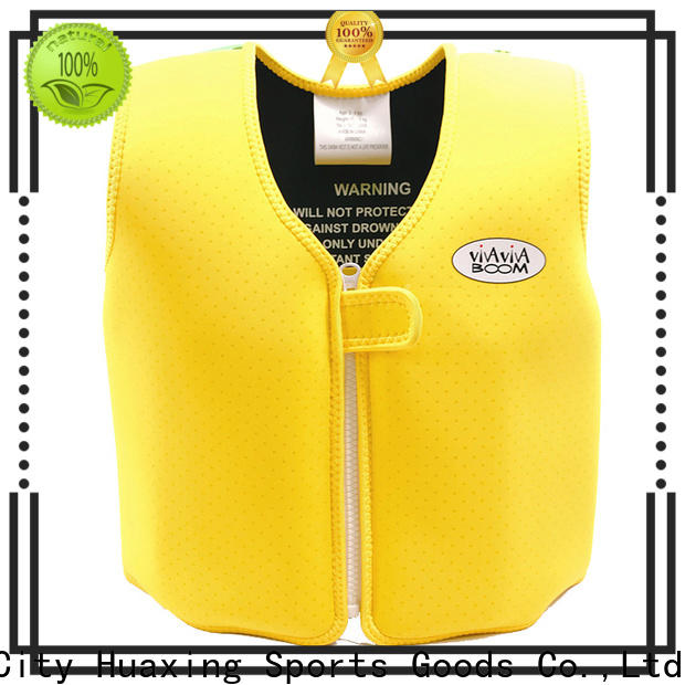 colorful baby swim vest infant producer for swimming