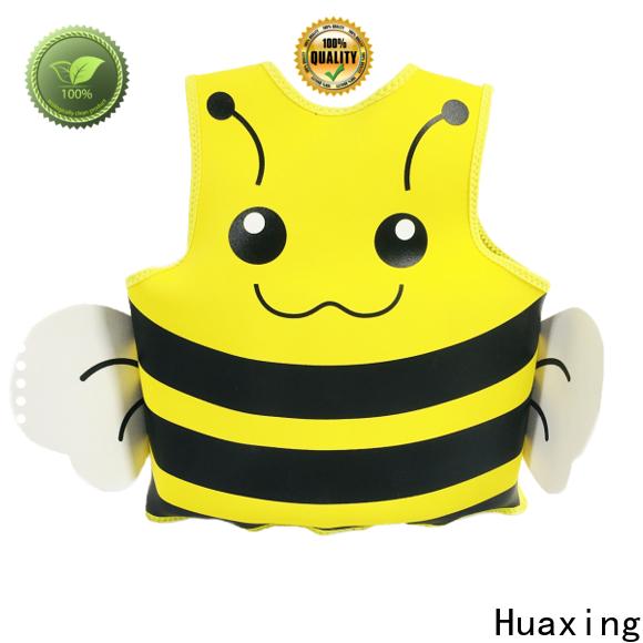 Huaxing high-reputation boys swim vest for kids