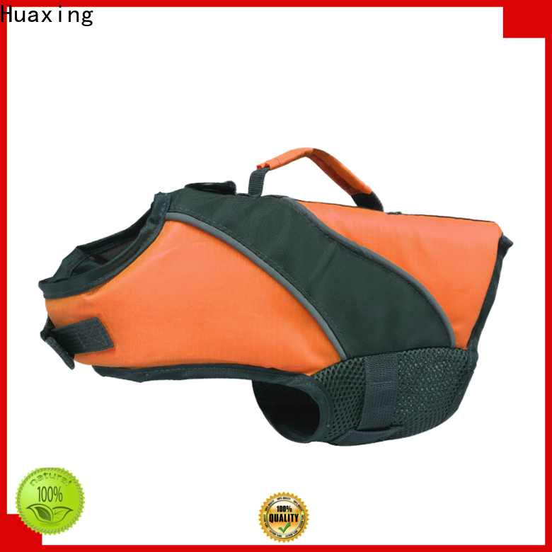 Huaxing good-looking best dog life vest wholesale for dogs