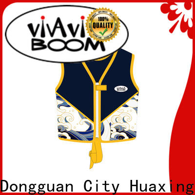 Huaxing direct baby swimming life vest for toddler