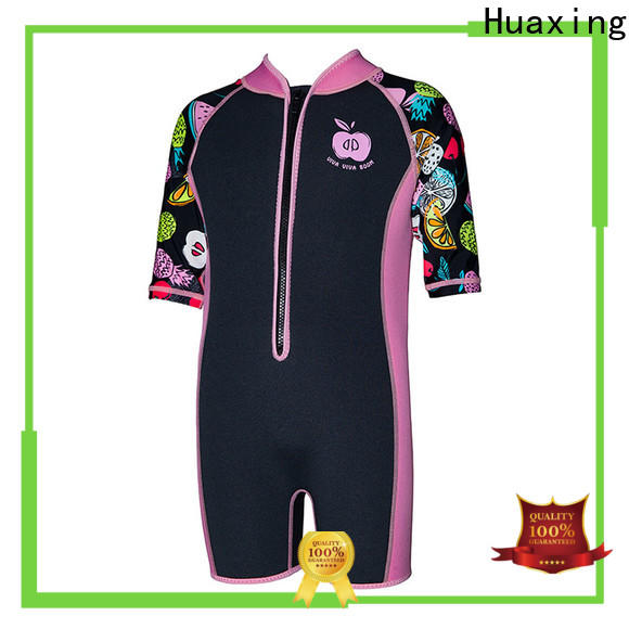 Huaxing childrens wetsuits in china for paddle sports
