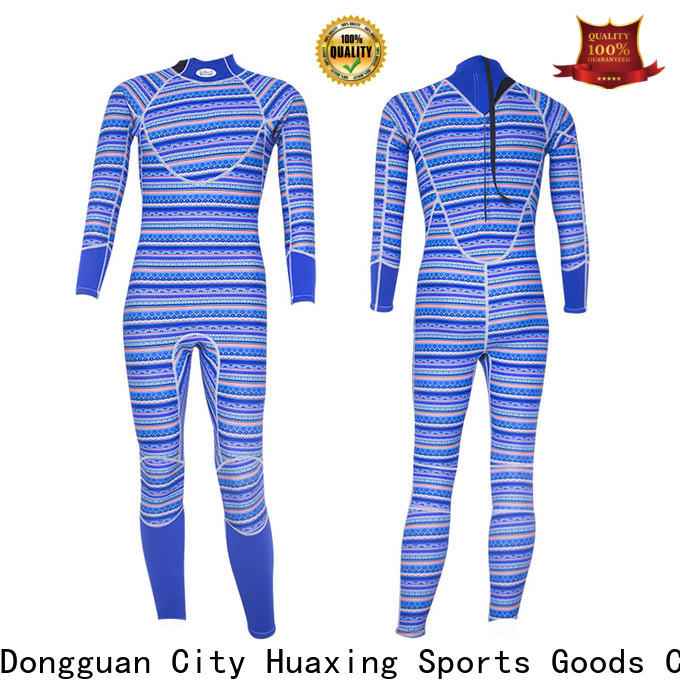 Huaxing warmful womens wetsuits supplier for diving