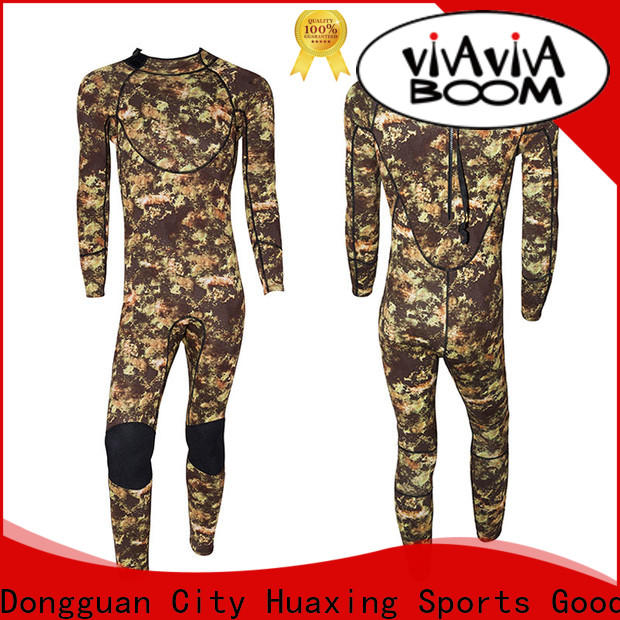 Huaxing soft diving wetsuit from china for surfing