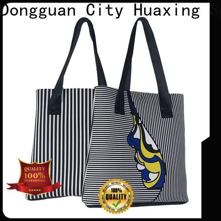 Huaxing durable neoprene cosmetic bag owner for women