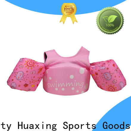 Huaxing directly super soft swim vest from manufacturer for beach