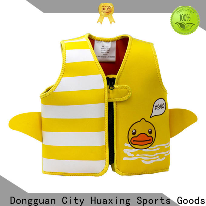 high-reputation swimming life vest cute vendor for swimming