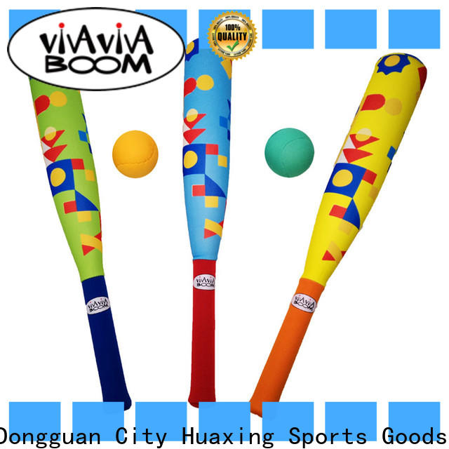 fun beach paddle ball elastic manufacturer for children