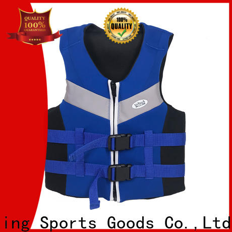 Huaxing breathable swimming life jacket producer for surfing