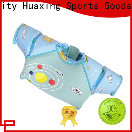 Huaxing breathable swimming life vest for surfing