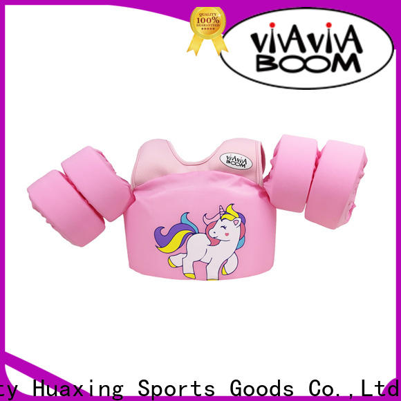 Huaxing quality swimming life vest for toddlers bulk production for toddler