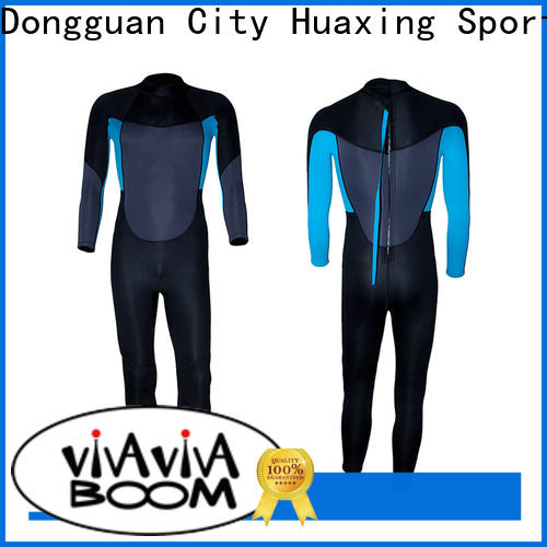 Huaxing waterproof ladies wetsuit from china for paddle sports