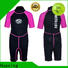 Huaxing suit pattern wetsuit producer for lake activities