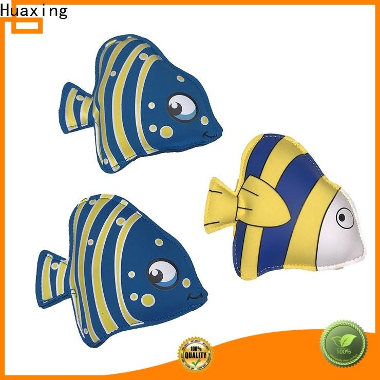 Huaxing cloth Neoprene flying toys manufacturer for beach game