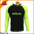 Huaxing fit ladies rash guard producer for swimming