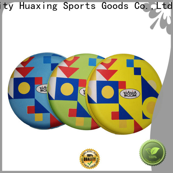 Huaxing colorful beach tennis set manufacturer for sea