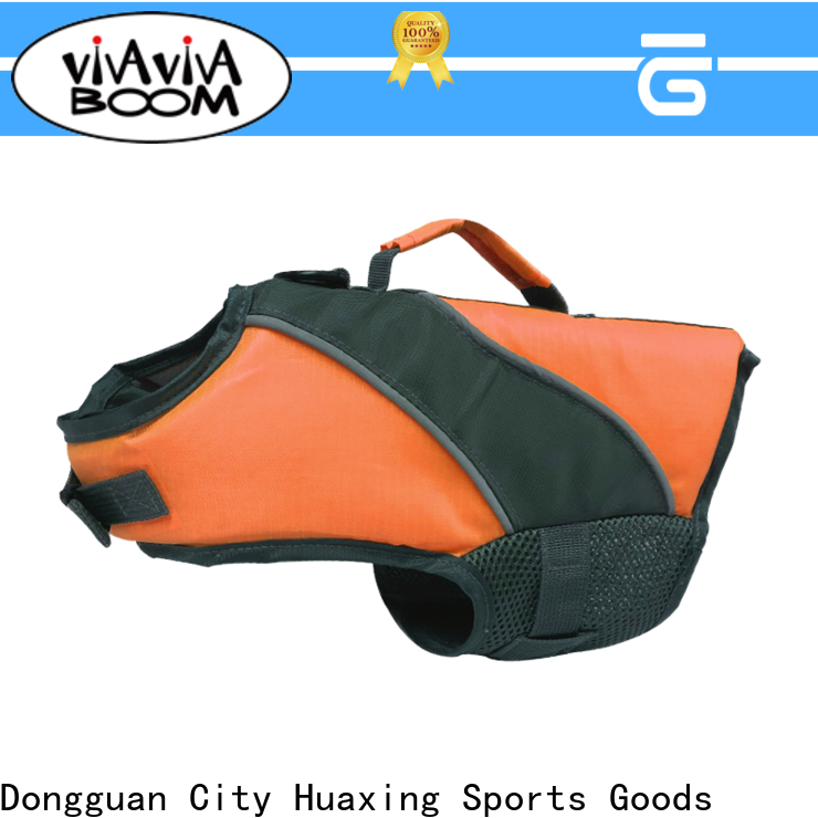 Huaxing puppy life jacket dropshipping for puppy