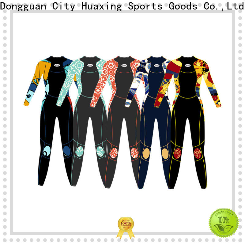 Huaxing chest 1mm wetsuit in china for lake activities
