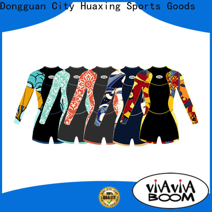 Huaxing waterproof 7mm wetsuit owner for paddle sports