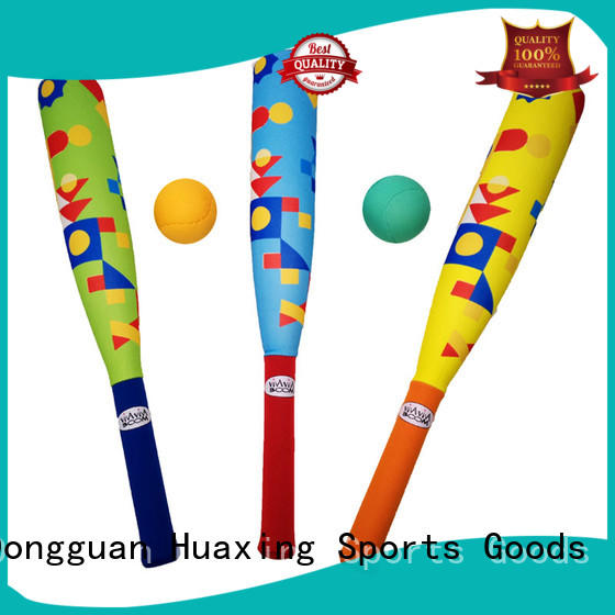 Huaxing colorful beach tennis paddles from china for sea