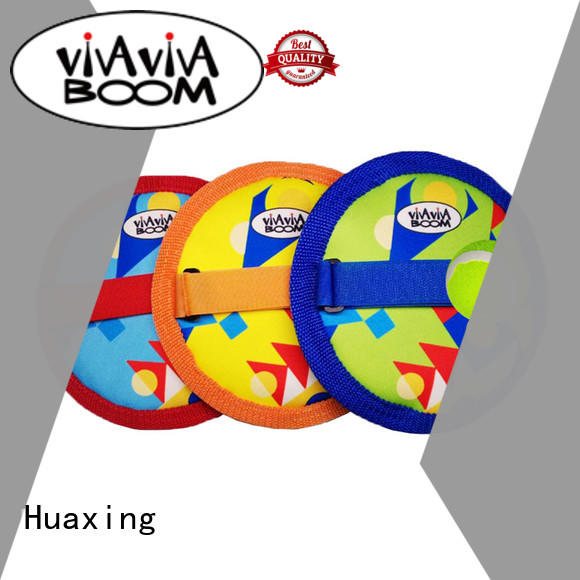 Huaxing newly beach paddle ball game manufacturer for beach game