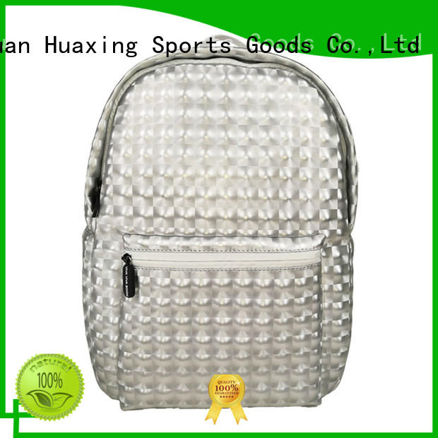 Huaxing in different shapes neoprene tote bag manufacturer for children