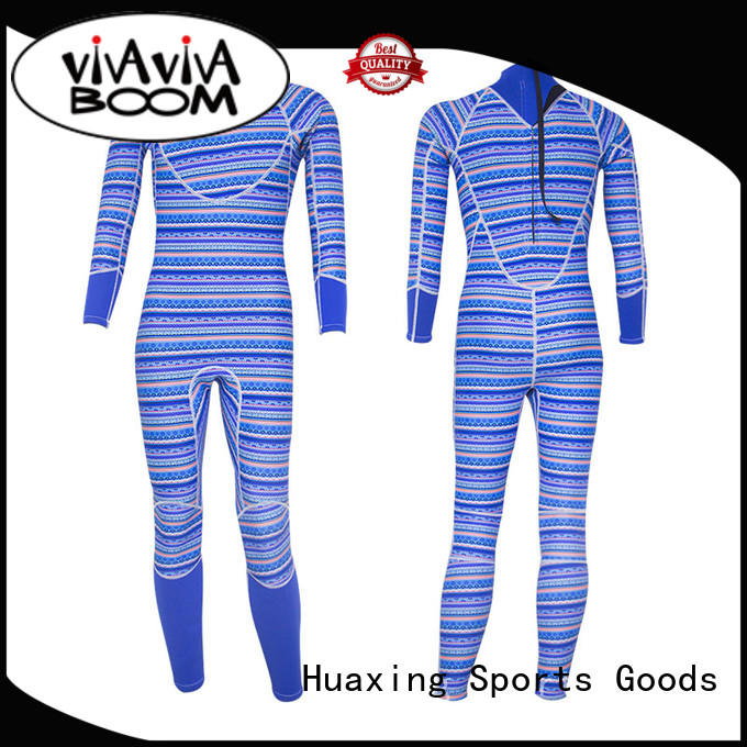 Huaxing high-quality childrens wetsuits owner for surfing