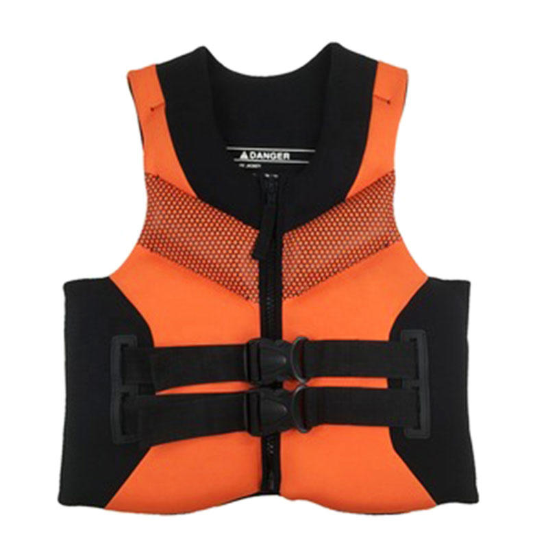 Color and print customizable adult neoprene safety life jacket VA016JS46
