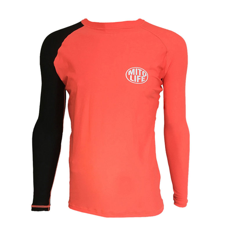 comfortable rash guard swimsuit protection for surfing-1
