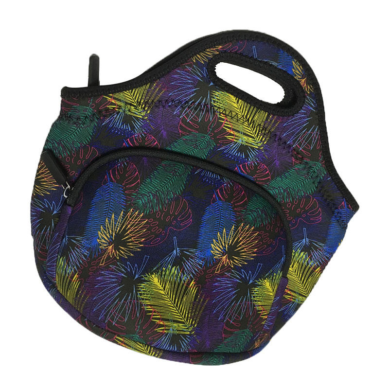 Neoprene Insulated Lunch Cooler Bag for Road Trip