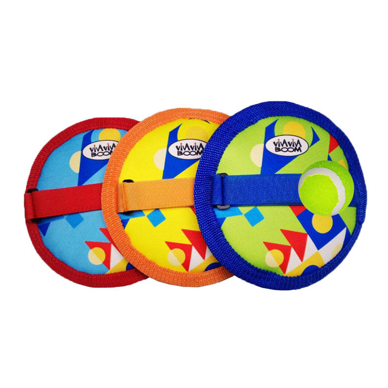 Newly designed outdoor game play kids catch ball game set