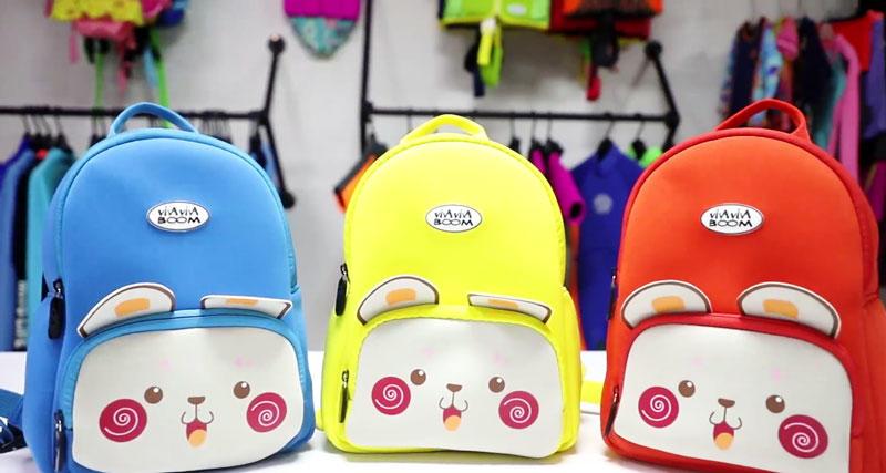 Customized lovely neoprene bags