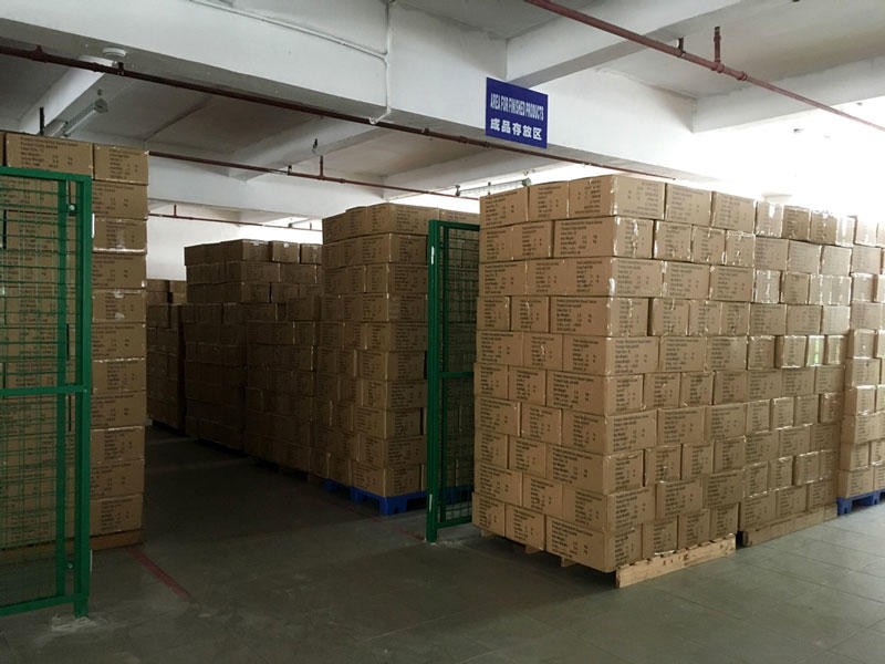 Warehouse-for-finished-goods