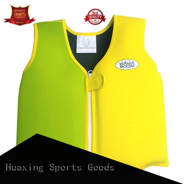 Huaxing high-quality childrens swim vest vendor for swimming