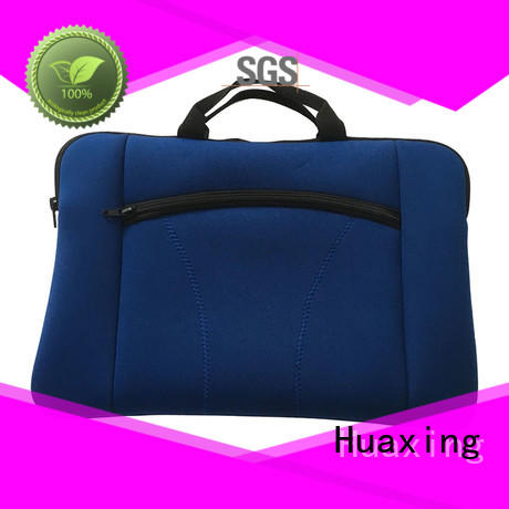 Huaxing colorful neoprene tote from china for women