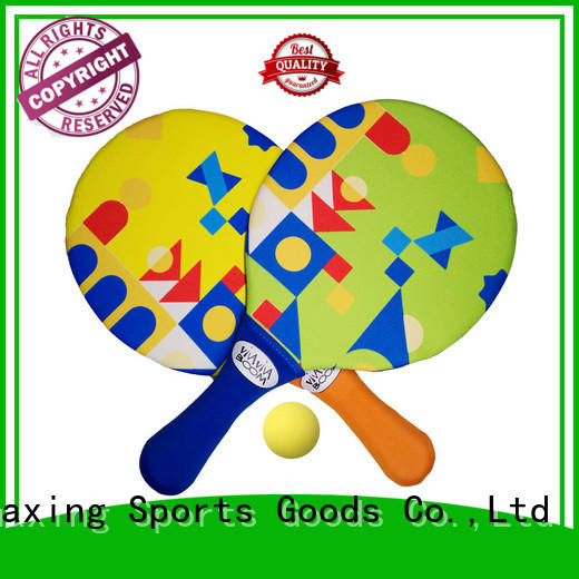 Huaxing kickboard beach paddle ball game beach game for sea