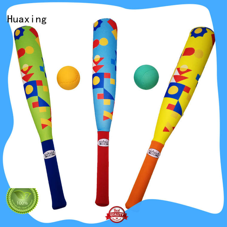 colorful beach paddle ball game from china for sea Huaxing