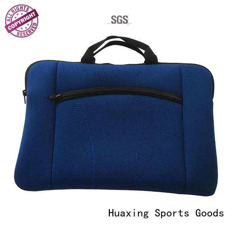 Huaxing print neoprene handbag producer for women