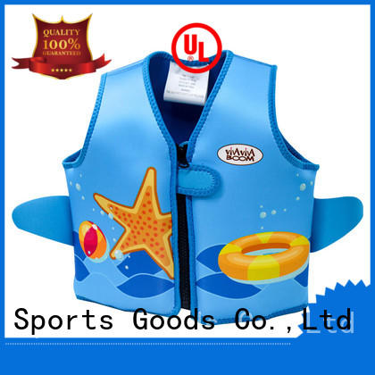 Huaxing breathable swimming life vest for toddlers for swimming