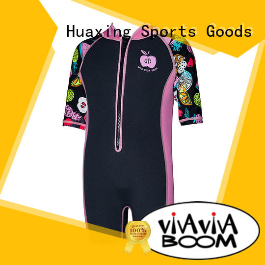 Huaxing smooth diving suit manufacturer for lake activities